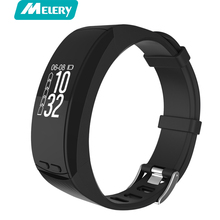 Exercise Tracker Good Band GPS Tracker Watch with Pluse Coronary heart Price Barometer Temperature Good Bracelet P5 Out of doors Sports activities