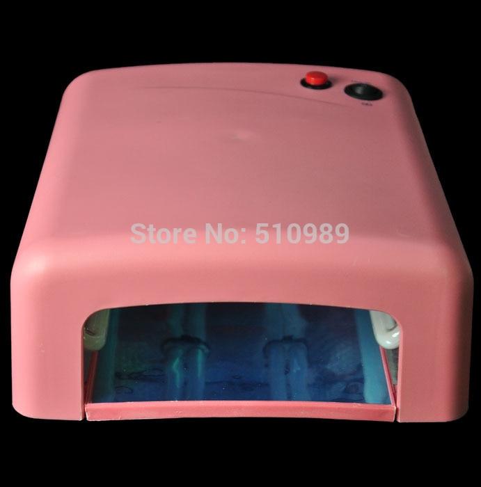 BTT-93 Venta caliente Pro 36W UV GEL Lámpara rosa y 12 colores UV - Arte de uñas - foto 2