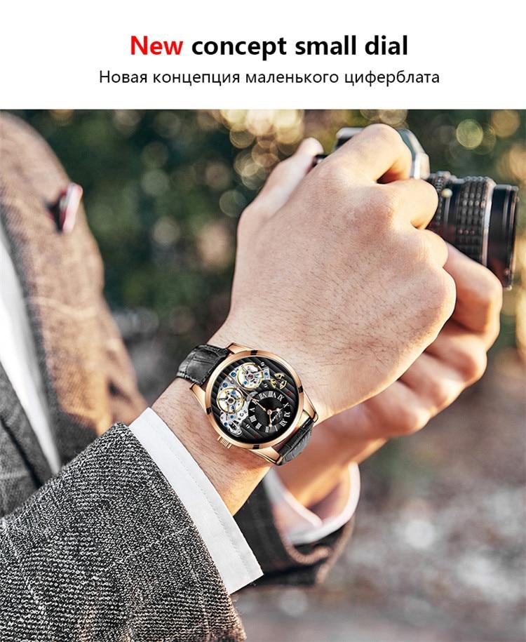 suíça relógios masculinos marca superior de luxo