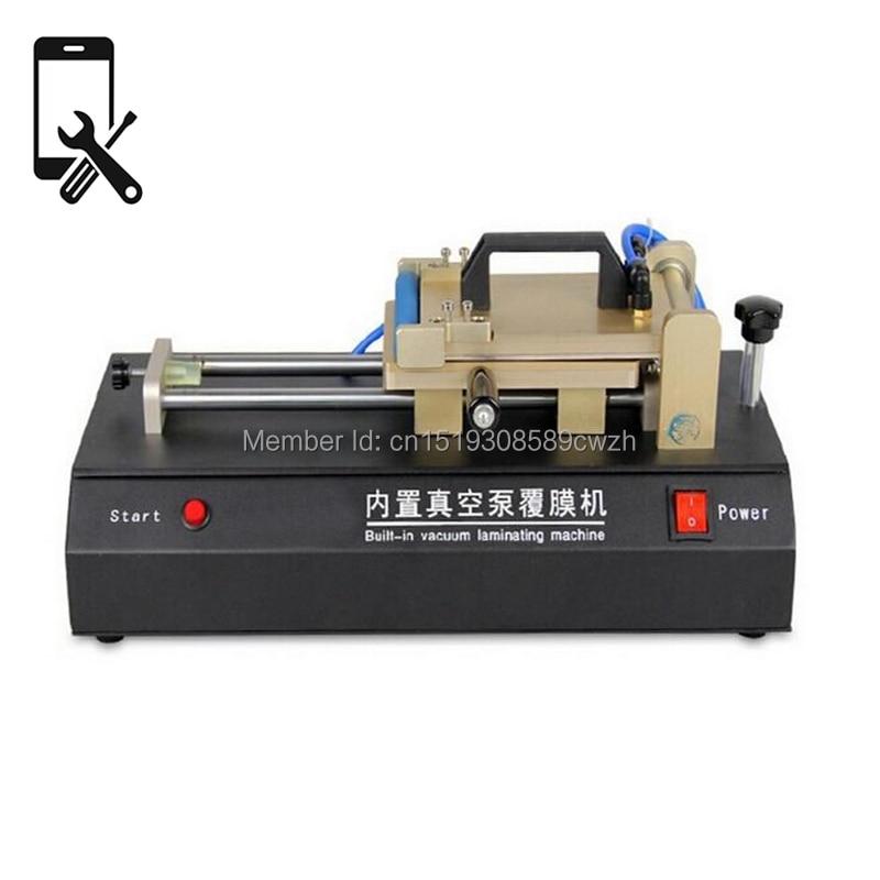 Manual OCA/Polarizer Film Laminator Machine with Built in Pump