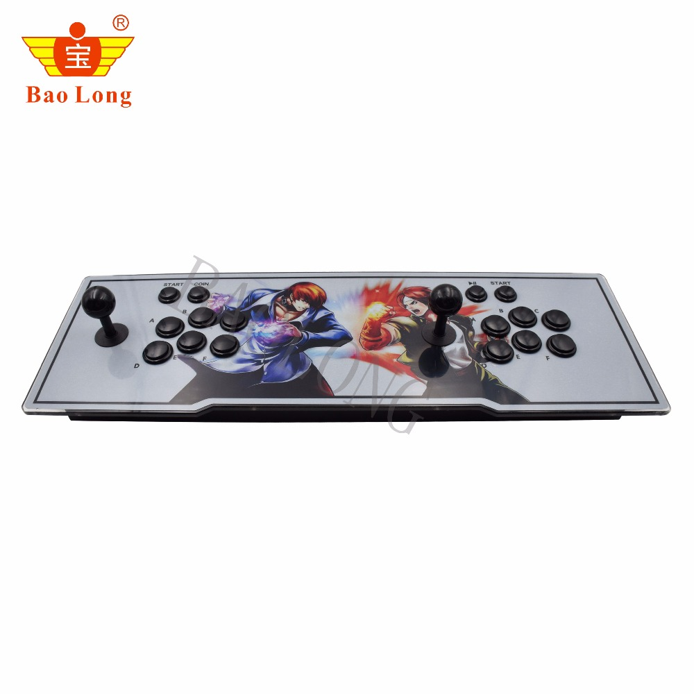 Pandora Box 6S Arcade Console 2P Controller 1388 Games in 1 HDMI VGA Output for TV PC Home Use Arcade Machine