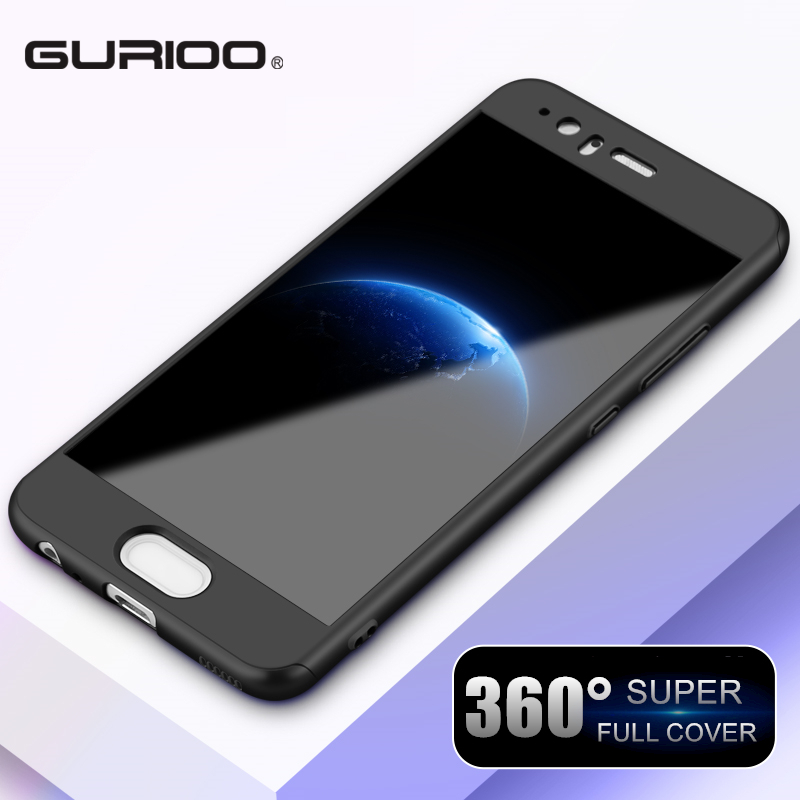 GURIOO Degree Full Coverage Case For Huawei P Plus Cover Phone Case
