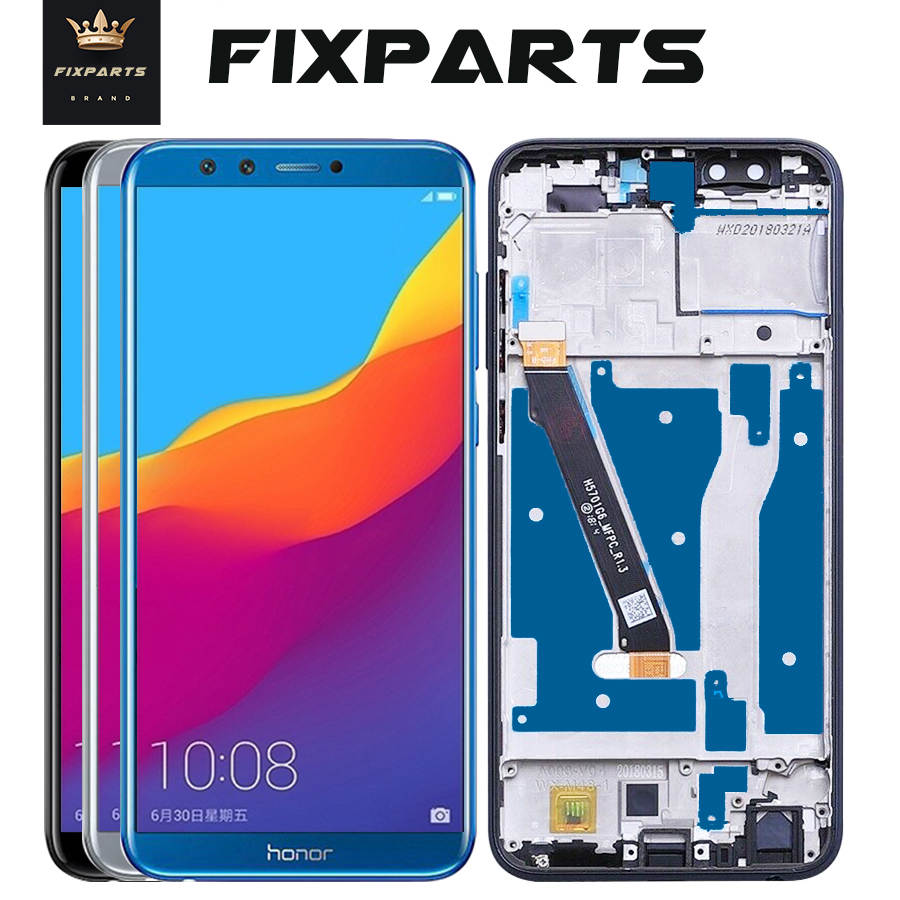 Original Huawei <font><b>Honor</b></font> <font><b>9</b></font> Lite LCD <font><b>Display</b></font> Touch Screen Digitizer For Huawei Honor9 Lite LCD With Frame <font><b>Honor</b></font> <font><b>9</b></font> Lite LLD L31 L22A image