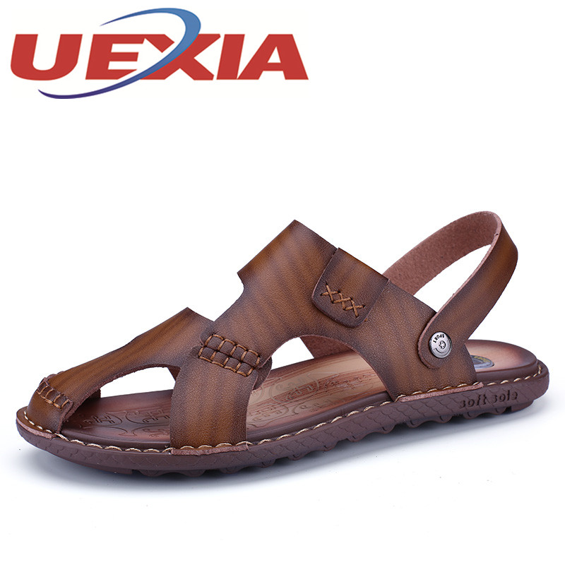 Summer Fashion Beach Sandals Shoes For men Outdoor Casual Breathable Flat Shoes Water Sandals Slippers Shoes Sandalias Hombre