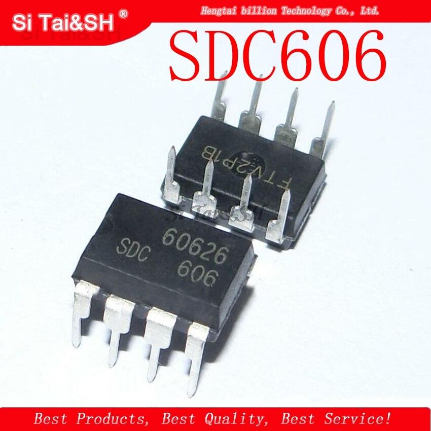 1pcs/lot SDC606 DIP-8 SDC606P SDC 606 DIP