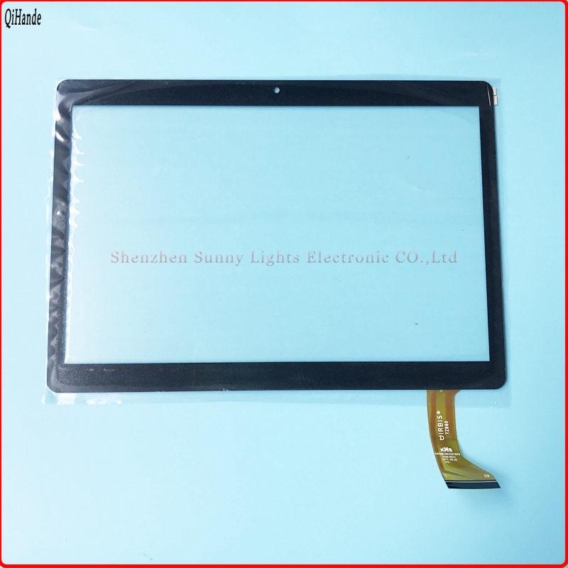 Qi Hande Touch Screen For Irbis TZ968 /TZ961 /TZ963 Touch Panel Digitizer tablet