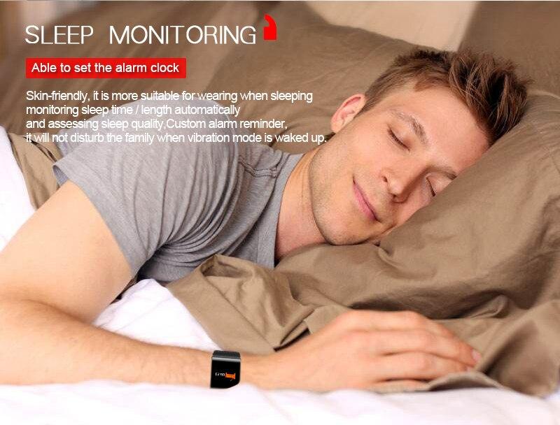 Smart Band Watch Bracelet Wristband Fitness