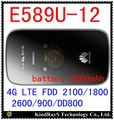 Разблокирована lte E589 4 г 3 г мифи маршрутизатор Huawei E589u-12 Lte 4G wi-fi карманный маршрутизатор 3 г 4 г lte мифи ключ pk e5573 e5776 e5372 e5577