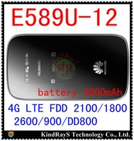 Unlocked E589 4g lte 3g mifi router Huawei E589u 12 LTE 4g wifi router pocket 3g 4g lte mifi dongle pk e5573 e5776 e5372 e5577