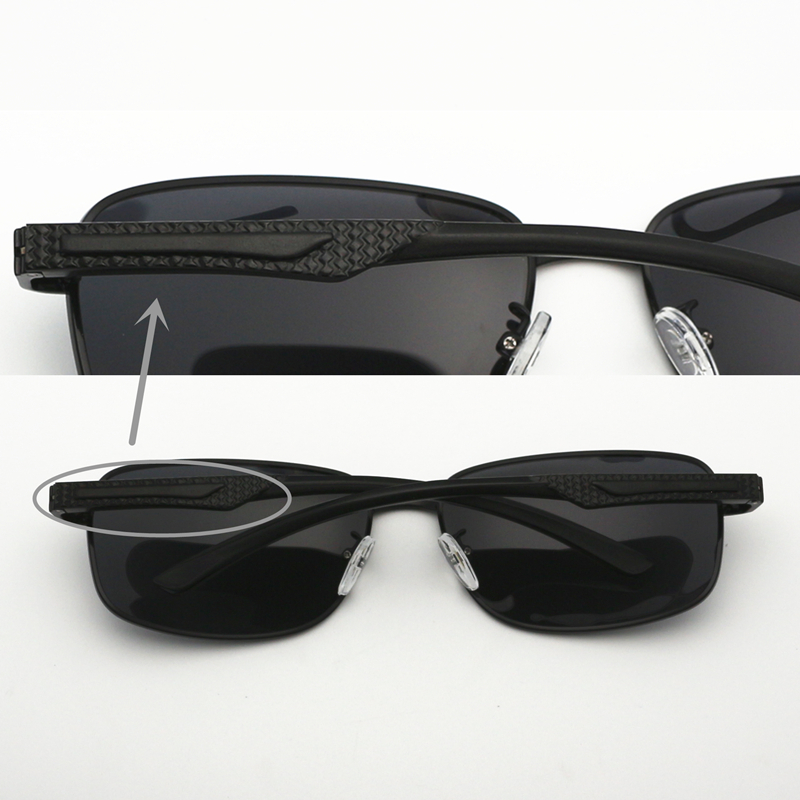 2a78aae4680 Lukoko Polar Gozluk Italian Eyewear Black Mens Luxury Brand Sunglasses Men  Polarized Glasses Driver Fishing Sun Glasses Male 90s-in Sunglasses from  Apparel ...