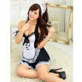 Adult Sexy Toys Hot Sexy Lingerie For Women Erotic Temptation Maid Cosplay Uniform Waitress Nightgown Pajamas Couples Game  FB
