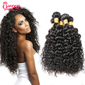 100% Unprocessed Raw Cambodian Water Wave Virgin Hair Cheap 3 Bundles Remy 7a Cambodian Ocean Wave Virgin Hair Exatensions