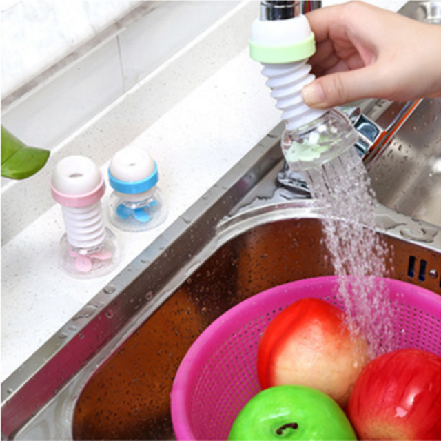new rotatable bathroom kitchen water saving faucet