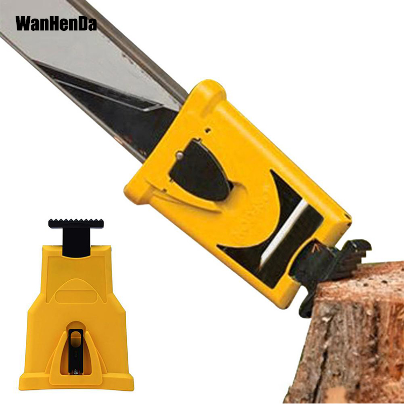 Chainsaw Teeth Sharpener Woodworking Sharpening Tool Professional Electric Chainsaw Power Tool Accessories Home DIY Hand Tools