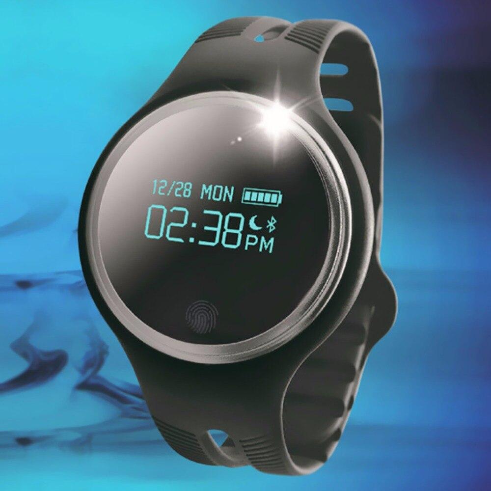 New  Smart Band E07 Smartwatch IP67 Waterproof Swimming Bluetooth 4.0