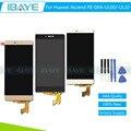Para huawei p8 display lcd touch screen substituição digitador de vidro ascend p8 gra-ul00/-ul10 gra-l09, GRA-CL10/CL00 Código de Rastreamento