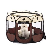 Dog Playpen, Pets Portable Foldable Indoor/Outdoor,Dog/Cat/Puppy Exercise Pen Kennel for Dog/Cat/Puppy Exercise Pen Kennel