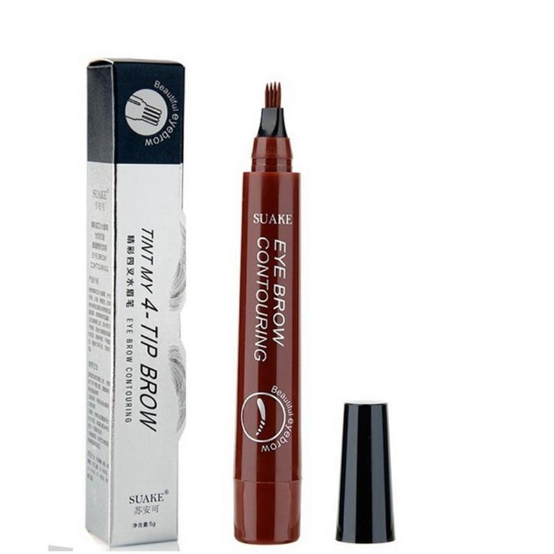 HTB1MoQ5XffsK1RjSszbq6AqBXXa6 - Microblading Eyebrow Pen Waterproof Fork Tip Eyebrow Tattoo Pencil