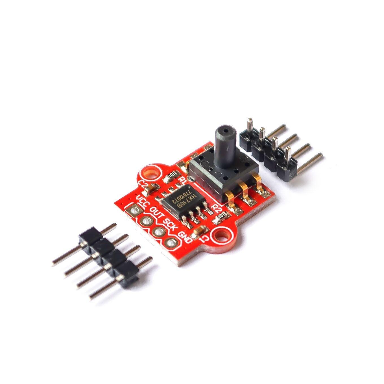 Electronic Components & Supplies Ambitious 3.3-5v Digital Barometric Pressure Sensor Module Liquid Water Level Controller Board 0-40kpa For Arduino 3.3v-5v