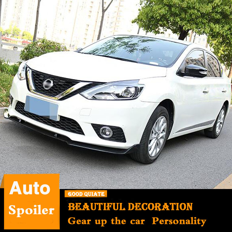 Auto Part For Nissan Sentra 2016-17 Front Fender Guard Bumper Protector Cover