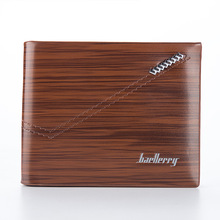 цена на High Quality Pu Leather Men Wallets Short Male Purse With Coin Pocket Card Holder Brand Wallet Men Clutch Money Bag