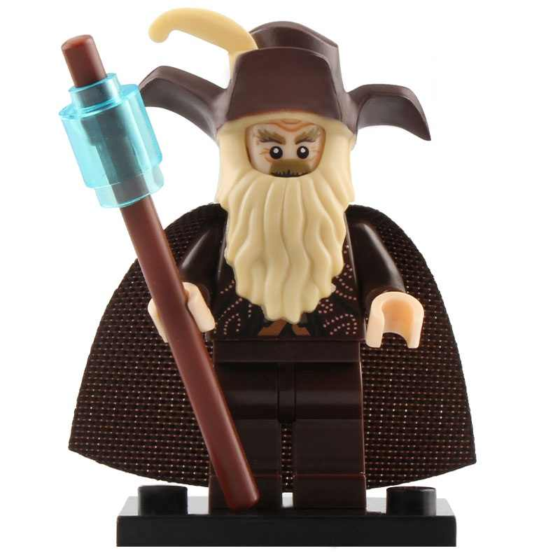 Legoed Lord Of The Rings Action Minifigured Building Blocks ของขวัญอิฐชุดของเล่นเด็ก CP8160