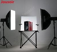 Godox flash light 200 w lamp photography studio suit studio softbox clothing models light tent for C N DSLR CD05