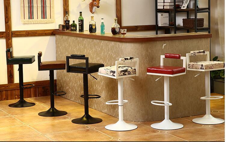 Bar Chair. Bar Stool. Revolving Chair.