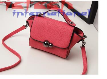 Women Bags Top-Handle-Bags Lock-Button Small Spring 100pcs Gourd By-Dhl-Or-Ems Portable