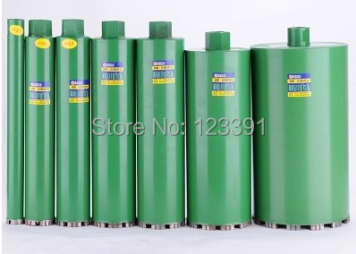 ФОТО Promotion sale Laser welded 76*450*10mm M22 connector diamond Drill bits core bit  for drilling on marble/granite/concrete/wall