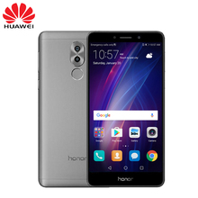 [Genuine] HUAWEI Honor 6X 4G LTE Smart Mobile Phone Octa Core 12MP Dual Rear Camera 5.5'' 3GB RAM 32GB ROM 3G/4G Gold Cellphone