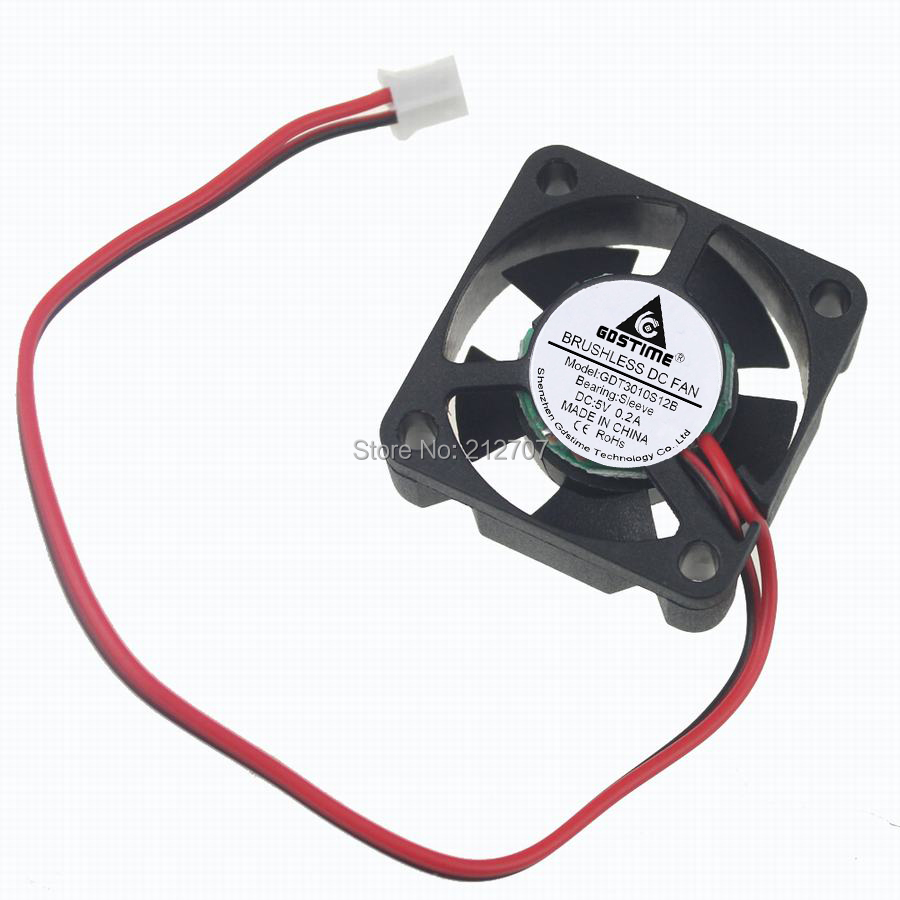 ♔ >> Fast delivery 5v 30*30*10mm 3010 cooling fan in Bike Pro