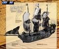 Perla negro barco pirata 1184 UNIDS juguetes DIY bloques de construcción juguetes