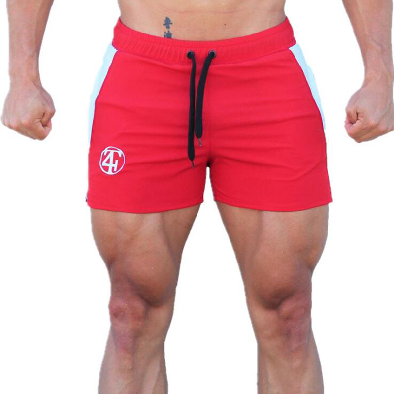 2019 Men 39 s Surf Summer Sport Beach Short Pants Quick Dry Jogger Running M197 in Surfing amp Beach Shorts from Sports amp Entertainment