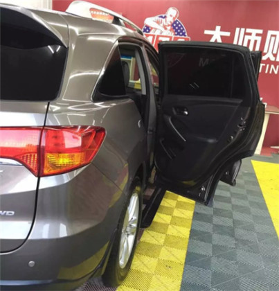 aluminium Automatic scaling Electric pedal side step running board for 2010 MDX in Nerf Bars Running Boards from Automobiles Motorcycles
