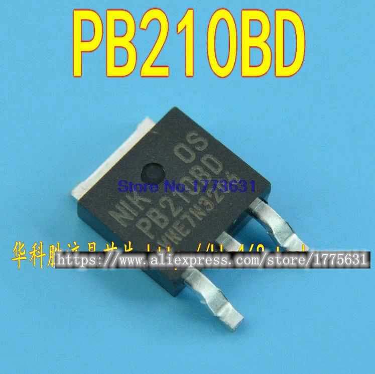 10pcs/lot PB210BD PB210 TO-252
