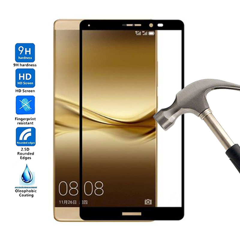 Full Tempered Glass For Huawei Mate S Screen Protector Full Body Film For  Huawei Mate SE S Mate
