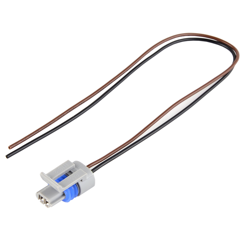2 Wire Iat Intake Air Temperature Sensor Connector Pigtail For Gmc C6500 Wiring C4500 C5500 C7500 Topkick T6500 T7500 B7 B6000 In Fuses From Automobiles