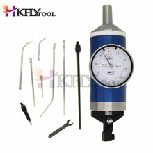 Center Lever Meter Positioning Gauge 0-3mm Center indicator Accuracy 0.01 mm Dial Indicators Center lever instruments tools