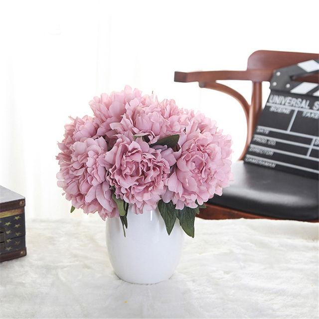 Peony's Bouquet Set 5 Pcs