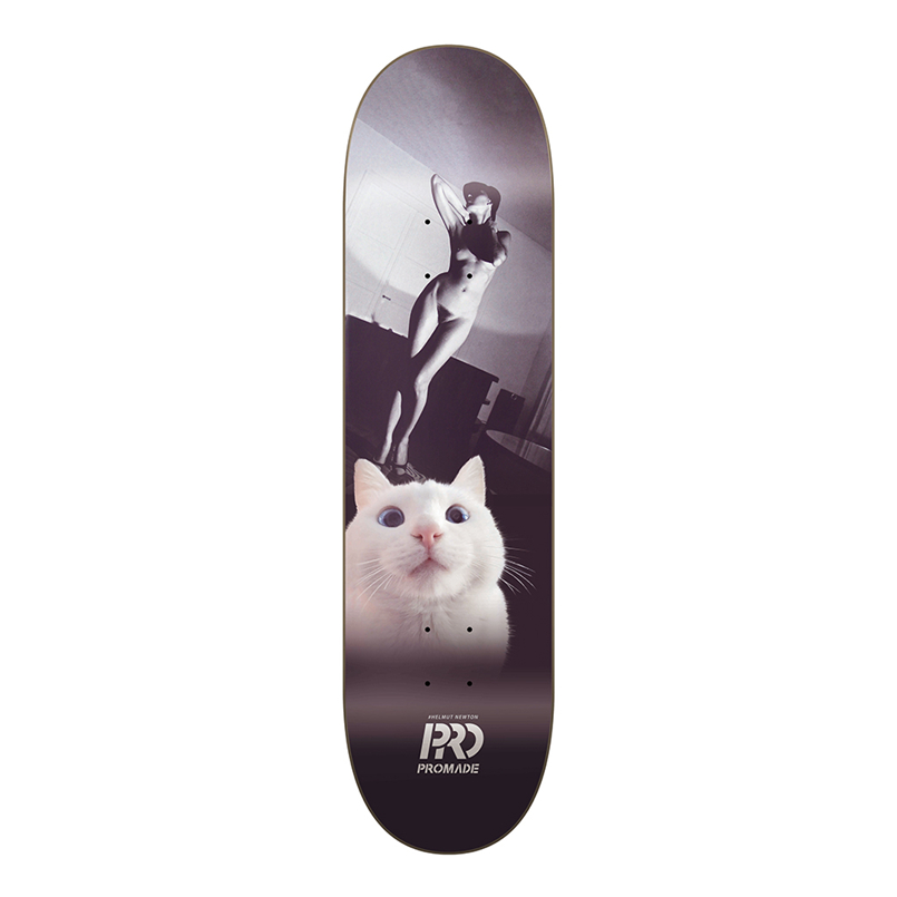 Pro Quality skate boarding deck made by Canadian Maple size 7.875