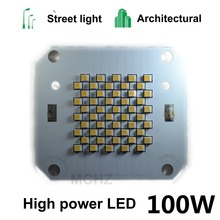 8Pcs 100W LED light Chip DC 28V 30V 32V 34V 36V High Power COB Integrated Diode lamp Beads DIY Floodlight