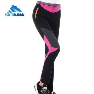 Image 4 - Pantalones deportivos para mujer, pantalón Anti uv, de secado rápido, para acampar, escalada y senderismo, transpirables, ligeros, para pesca y Trekking