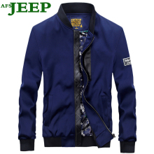 AFS JEEP New Famous Brand Spring Autumn High Quality Men Leisure Jacket Multi-pocket Personality Military Color Men Jacket 115