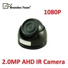 Mini macchina fotografica DELLA CUPOLA con risoluzione di 1080 P HD, circuito integrato principale AR0237 + V30, risoluzione 1920×1080.