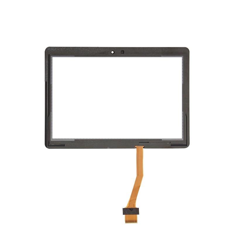Para Samsung Galaxy Tab N8000 Painel Digitador Da Tela de Toque Sensor de Vidro