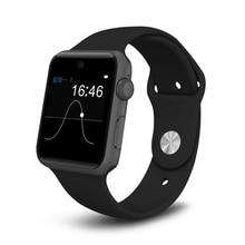 Mode DM09 Smart Uhren Bluetooth 4,0 Tragbare Smartwatch HD Bildschirm IOS Und Android Für iphone Samsung Herzfrequenz