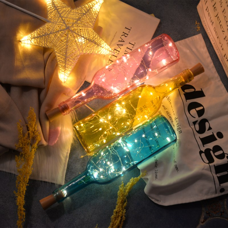 Dcrlamp 2M 20LEDs Mini LED String lights Waterproof Fairy Lights For Christmas Holiday Party Garden Bedroom Romantic Decoration