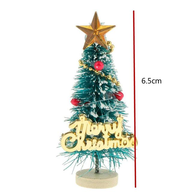 1 12 dollhouse miniature christmas tree merry christmas letters board wooden stand decoration