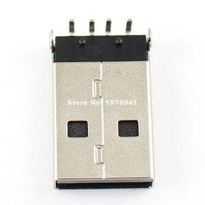 Image 2 - 100 шт. в партии, 4 контактный разъем USB типа А, «сделай сам»